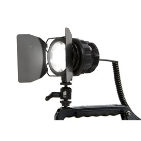 LITE PANELS 906-1001(906 1001, 9061001), SolaENG Fresnel LED on camera light with